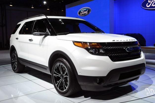 "White Ford Explorer >> The official ""White Platinum Tri-Coat"" Explorer Sport Thread"